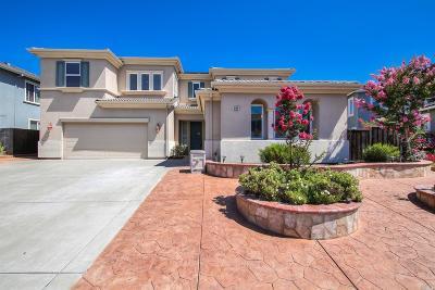 Benicia CA Single Family Home For Sale: $869,000