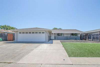 Vacaville CA Single Family Home For Sale: $399,900