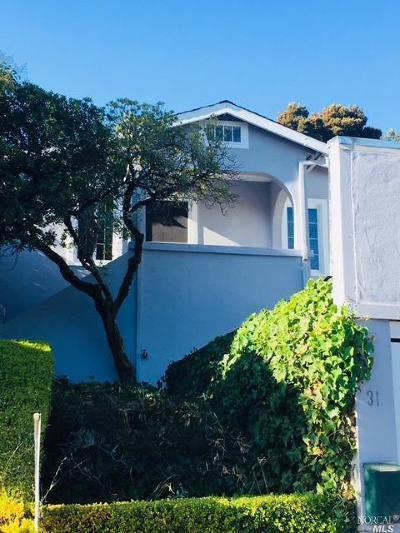 San Rafael Single Family Home For Sale: 31 Octavia Street