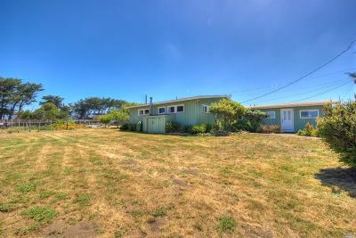 Mendocino County Single Family Home For Sale: 22421 Windy Hollow Road
