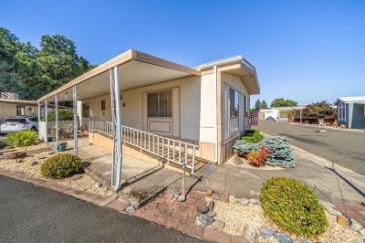 Santa Rosa Mobile Home For Sale: 112 Colonial Park Drive #xxx