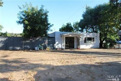 Clearlake Single Family Home For Sale: 12801 East Highway 20
