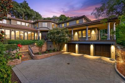 Marin County Single Family Home For Sale: 70 Miwok Drive