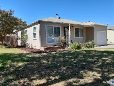 Vallejo Single Family Home For Sale: 755 Elmwood Avenue