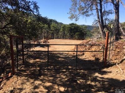 Healdsburg Residential Lots & Land For Sale: Mill Creek Road