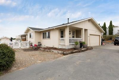 Petaluma Single Family Home For Sale: 272 Bahnsen Lane