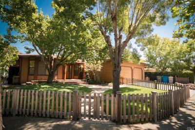 Santa Rosa CA Single Family Home For Sale: $689,000