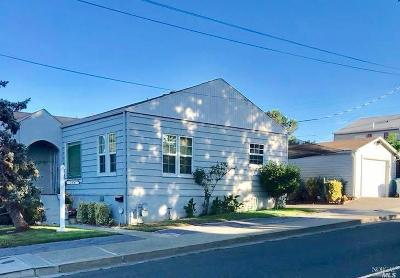 Vallejo Single Family Home For Sale: 286 Idora Avenue