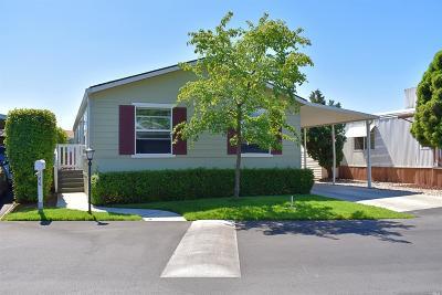 Santa Rosa Mobile Home For Sale: 166 Apple Lane #166