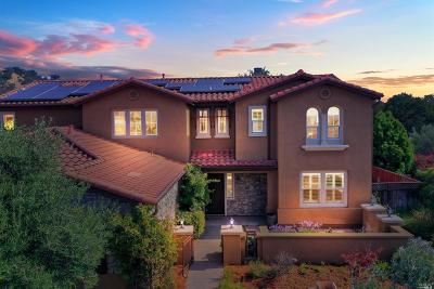 Fairfield Single Family Home For Sale: 5224 Oakridge Drive