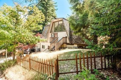Mendocino County Single Family Home For Sale: 24271 Tulip Drive