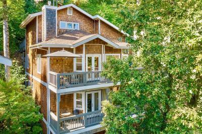 Guerneville Single Family Home For Sale: 15863 Morningside Drive