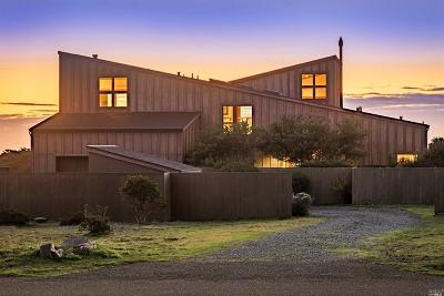 Sonoma County Single Family Home For Sale: 42377 Leeward Road
