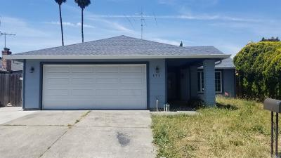 Solano County Single Family Home For Sale: 171 Forsythia Court