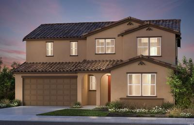 Solano County Single Family Home For Sale: 8727 Aquamarine Drive