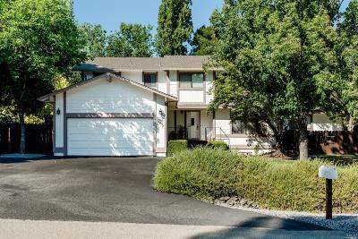 Ukiah Single Family Home For Sale: 1265 Vista Verde Road