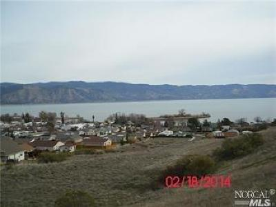 Lakeport Residential Lots & Land For Sale: 375 Lakeview Drive Drive
