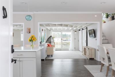 Sausalito Mobile Home For Sale: 6 E. Pier