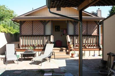 Sonoma Single Family Home For Sale: 300 Siesta Way