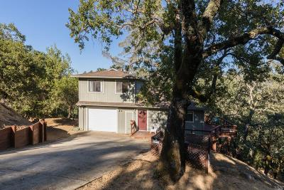 Napa Single Family Home For Sale: 22 Sorrell Court