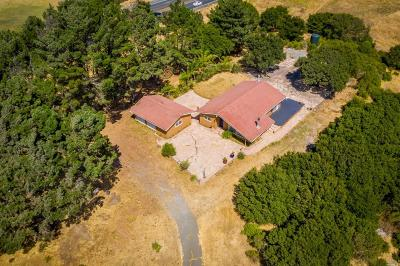 Fairfield Single Family Home For Sale: 1646 State Hwy 12 Highway