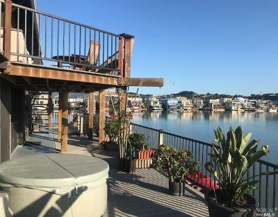 Sausalito Mobile Home For Sale: 27 Main Dock
