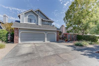 Sonoma Single Family Home For Sale: 1140 Beasley Way