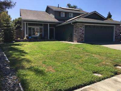 Vacaville Single Family Home For Sale: 849 Flint Way
