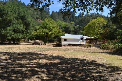 St. Helena Residential Lots & Land For Sale: 540 Sanitarium Road