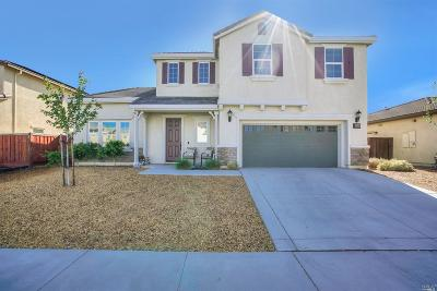 Vacaville Single Family Home For Sale: 3048 Beckham Court