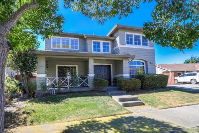 Petaluma Single Family Home For Sale: 1783 Stone Creek Drive