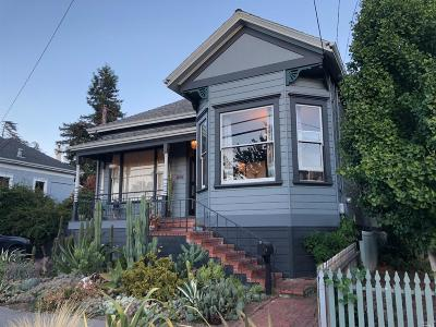 Petaluma Single Family Home For Sale: 609 B Street