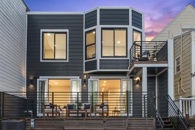 Single Family Home For Sale: 868 Potrero Avenue
