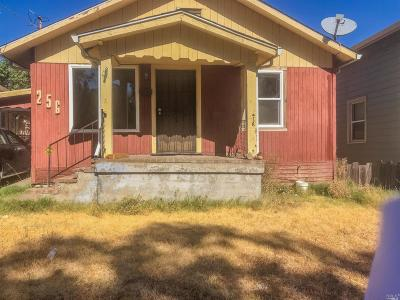 Rio Vista Single Family Home For Sale: 256 South 7th Street