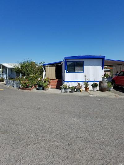 American Canyon Mobile Home For Sale: 3000 North Broadway Street West #23