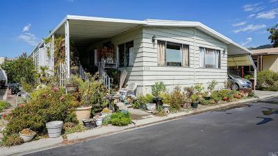 Calistoga Mobile Home For Sale: 313 Chablis South Circle #333