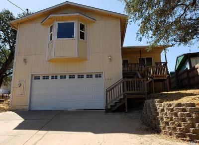 Clearlake Single Family Home Contingent-Show: 15761 39th Avenue