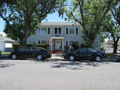 Napa Multi Family 2-4 For Sale: 510 Franklin Street