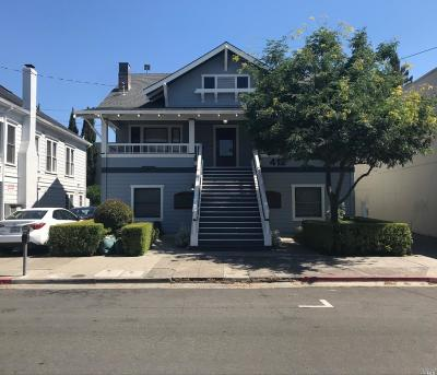 Santa Rosa CA Commercial For Sale: $1,063,000