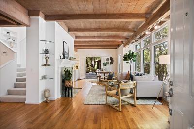 San Anselmo Single Family Home For Sale: 12 Berkeley Avenue