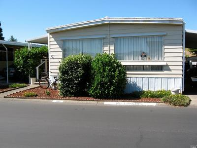 Yountville Mobile Home For Sale: 6468 Washington Street #203
