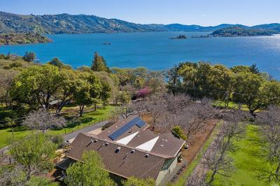Kelseyville Single Family Home For Sale: 2375 Eastlake Drive