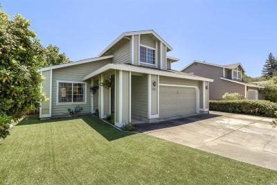 Sonoma Single Family Home For Sale: 914 Country Meadow Lane