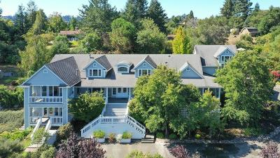 Sebastopol Single Family Home For Sale: 1200 Burnside Road