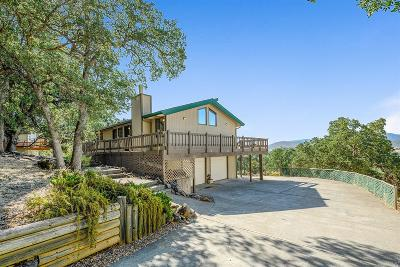 Hidden Valley Lake Single Family Home For Sale: 17743 Foothill Court