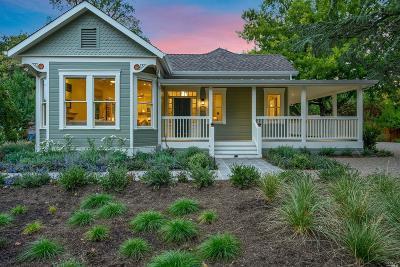 Calistoga Single Family Home For Sale: 1503 Lake Street