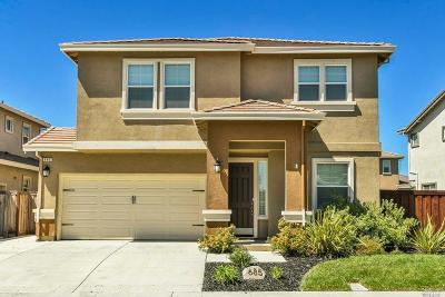 Vacaville Single Family Home For Sale: 685 Guild Road