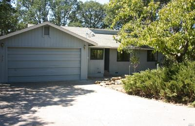 Hidden Valley Lake Single Family Home For Sale: 18345 Pinnacle Court