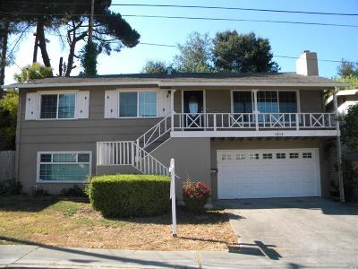 Vallejo Single Family Home For Sale: 1819 Redwood Street