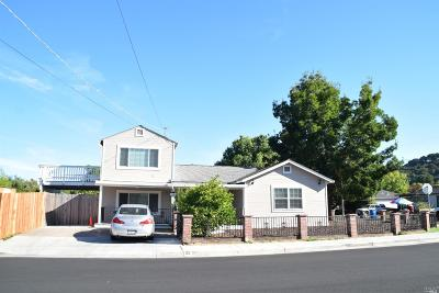 Napa Single Family Home For Sale: 95 Bryan Avenue